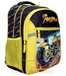 Рюкзак школьный Rainbow Moto Speed 7-524