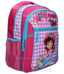 Рюкзак школьный Rainbow Fancy Girls 7-519