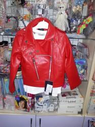 Курточки косухи 110-160