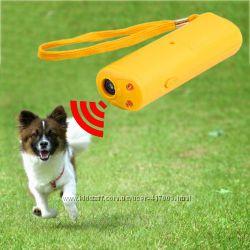 Ультразвуковой отпугиватель собак Ultrasonic 3в1