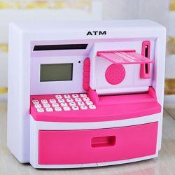 Электронная игрушка Копилка - Банкомат широкая
