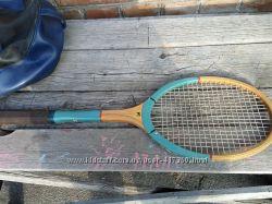 Ракетка теннисная Юнацька с чехлом