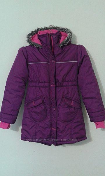 Очень красивая куртка-пальто