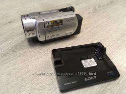 Цифровая видеокамера Sony DCR SR300e, камера в отличном рабочем состоянии.