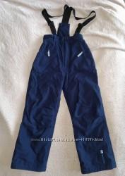 Зимний мембранный термо полукомбинезон штаны комбинезон Dare2b, в идеале