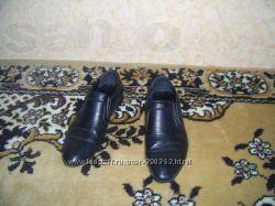 Туфли черные для школы