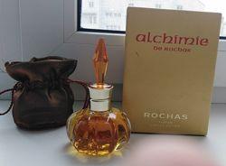 Духи Rochas de Alchimie 50мл коллекционное издание