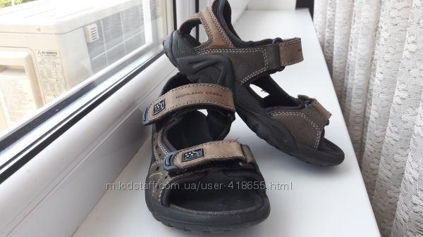 Кожаные сандали 1721d1fb4854b