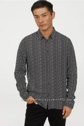 Мужская рубашка H&M,  р. XS, S