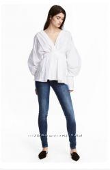 Джинсы женские H&M скинни, р. 24, 25