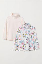 Водолазки гольфы H&M для девочек, в наличии розовая