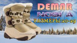 Demar NOBI зимові сноубутси -опт, роздріб, дропшипінг