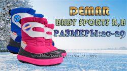 DEMAR Baby Sports сноубутсы , дутики