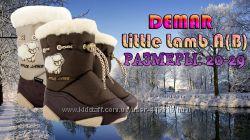 DEMAR Little Lamb сноубутсы , дутики