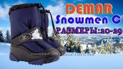DEMAR    Snowmen сноубутсы , дутики