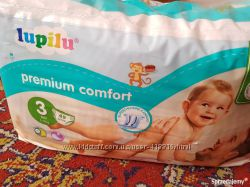 Підгузники lupilu преміум комфортджамбо пак  4,5