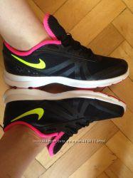 Nike кроссовки чёрные