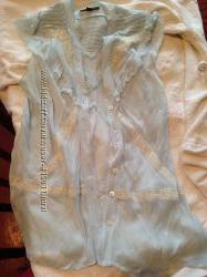 Шёлковые блузы брендовые