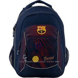 a377ffdea4c0 Рюкзак Kite FC Barcelona с ортопедической спинкой BC19-814M, 775 грн ...