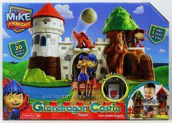 Музыкальный замок с рыцарем mike the knight
