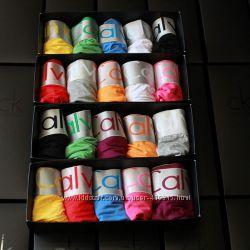 Женский набор Calvin Klein из 5 шт. в подарочной упаковке стринги