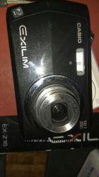 Продам цифровой фотоаппарат Casio Exilim EX-Z16 Black.