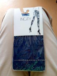 Женские колготки InCity темно-синие