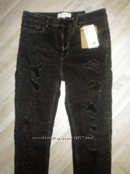 всего 900р. новые джинсы, МАНГО, Об 95-100 см