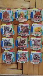 Детские книжечки про животных