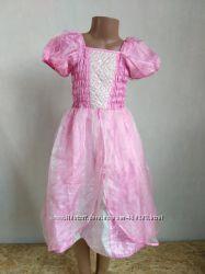 Карнавальное платье принцесса 5-7 лет замеры