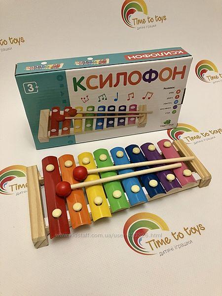 Деревянный ксилофон