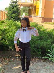 брюки школа девочки