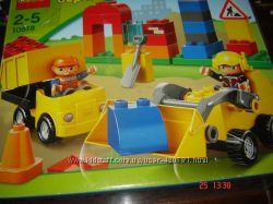 Лего LEGO 10518 строительная площадка