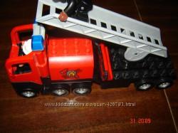 LEGO DUPLO Пожарная машина оригинал