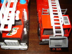 Пожарная машина Орион