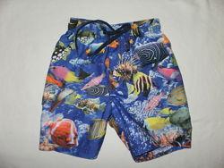 Пляжные шорты Next 3-4 г