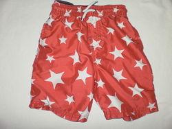 Пляжные шорты Next 5-6 лет