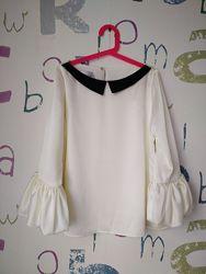шикарная Блуза Karolin 14-16 лет 164см XS как новая