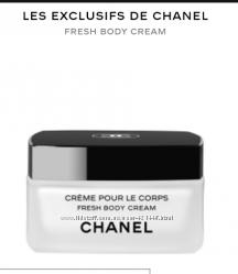 chanel exclusifs body cream