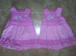 Платье сарафан Бемби 80 размер на 1-2 года