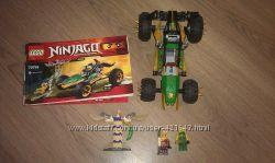 Конструктор LEGO NINJAGO 70755 Рейдер джунглей.
