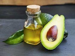 Масло авокадо чистое натуральное, Франция-для лица, тела, для волос