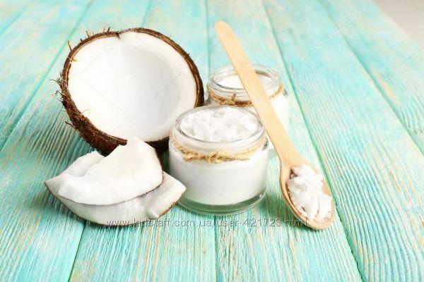 Масло кокосовое Organic Extra Virgin Филиппины-для волос, загара, питания