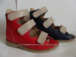 Распродажа Детская ортопедическая обувь БЕРЕГИНЯ в наличии