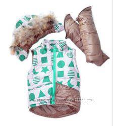 Деми куртки - трансформеры для мальчиков и девочек