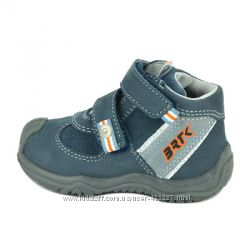 Натуральные демисезонные ботиночки Bartek