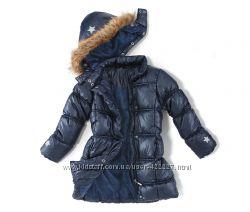 Удлиненная термо курточка Tchibo для девочки