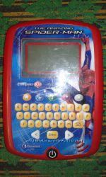 clementoni Spider Man pad планшет Человек Паук 10 игр на итальянском