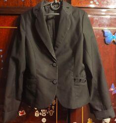 Стильный пиджак р. 134