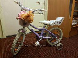 Велосипед Giant Holly 16 дюймов для девочки.